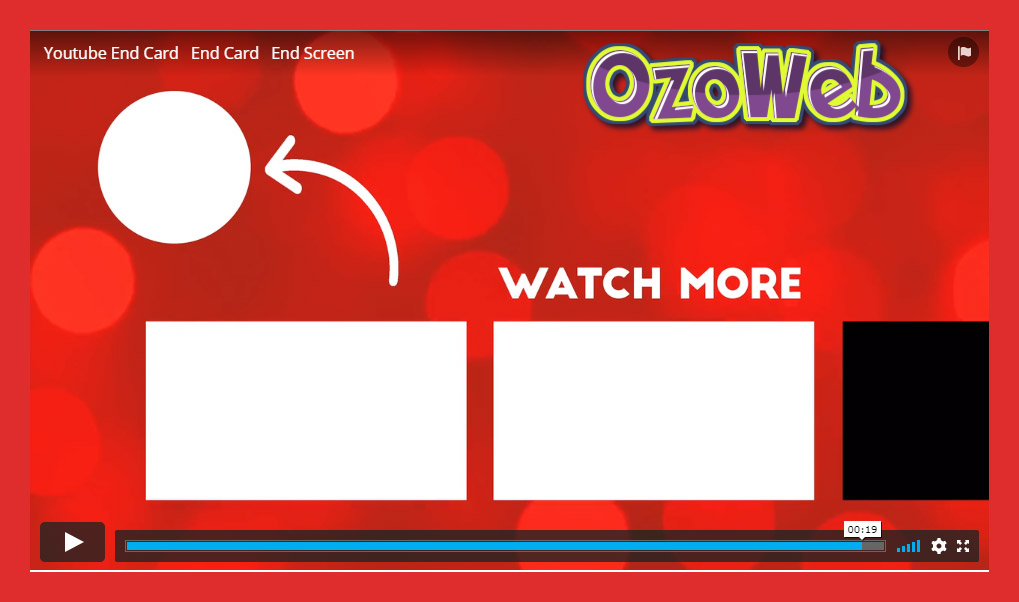 Free youtube-end-card-video-template
