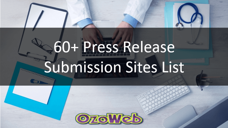 Press Release Submission Sites 2021